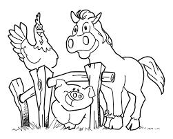 Free Farm Animal Drawings Download Free Clip Art Free Clip Art On