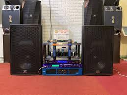 Khuyến Mại ] Bộ dàn Karaoke cao cấp- Loa Purlin Q 212 – SH-4800 -Vang X10  Bãi K7 – Micro Baier – Nghĩa Audio Cung cấp Âm Thanh Chuyên Nghiệp Thiết Bị  Âm thanh