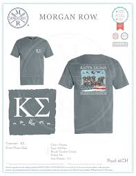 Cool Frat Shirt Designs Morgan Row Greek Tee Shirts Greek Tanks Custom Apparel