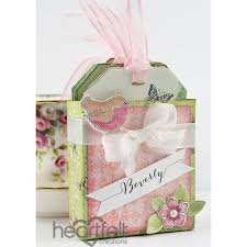 Gallery Tea Party Place Card And Tag Holder