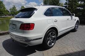 2018 bentley suv. exellent suv new 2018 bentley bentayga w12 suv in columbus oh in bentley suv