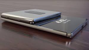 Samsung Galaxy F foldable phone looks ...