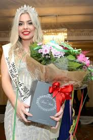 Ravensdale student Emma is crowned Miss Louth 2017 - Independent.ie