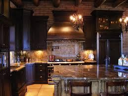 dark rustic cabinets. Rustic And Mediterranean Rustic-kitchen Dark Cabinets K
