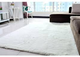 White Fluffy Rug For Bedroom Fluffy Rugs Furry Rugs Medium Size Of