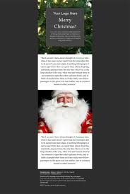 Original Editable With Mailstyler Christmas Email
