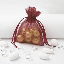 organza wedding favor bags. organza favor bag with drawstring pack wedding bags