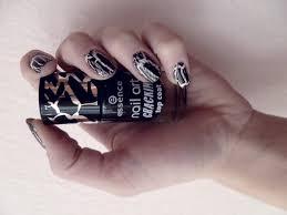 Nehty Praskající černo Bílé Httpzrzka11blogcz