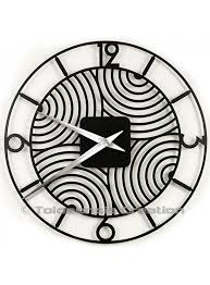 big clock art deco 80 cm
