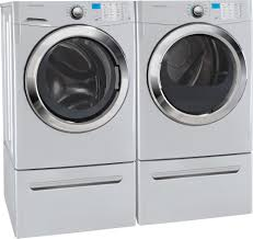 Frontload Washers Frigidaire Introduces New Front Load Washer And Dryer Electrolux