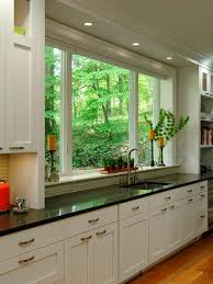 Window Treatment For Kitchen Kitchen Window Treatments Ideas Hgtv Pictures Tips Hgtv
