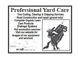 lawncare ad lawn care newspaper ad lawn care business marketing tips