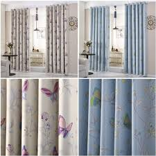 Lilac Bedroom Curtains Girls Bedroom Curtains Ebay