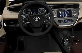 2015 Toyota Avalon - Information and photos - ZombieDrive