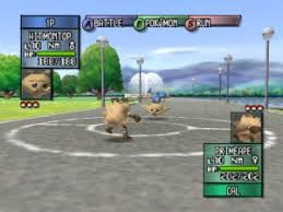 you can play this alone or with another player in round 1 you get chosen some not fully evolved pokémon at level 40 while in round 2 you get fully