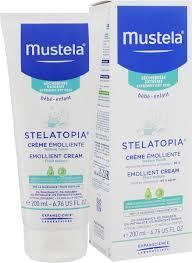 <b>Mustela Крем</b> детский Stelatopia для новорожденных, 200 мл ...