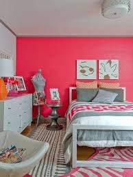 Cheap Bedroom Design Ideas Beauteous Decoration Teen Room Designs Use Pink Wall Color R Teenage Girl