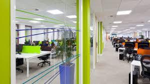 office design companies. Corporate Office Design | Companies Case Study