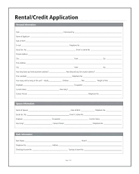 Wholesale Credit Application Wholesale Credit Application Template Account Form Examples