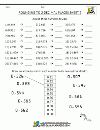 Place Value With Decimals Worksheet ~ Koogra