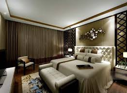 Popular Chinese style bedroom decoration