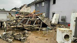 بالصور: فيضانات ألمانيا... أسوأ كارثة تشهدها البلاد منذ الحرب العالمية  الثانية