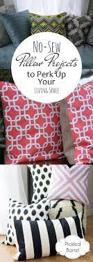 25+ unique No sew pillows ideas on Pinterest | No sew pillow covers, Sew  pillows and Diy pillow cases