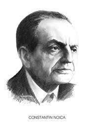 Evocare Constantin Noica | ISTORII REGĂSITE