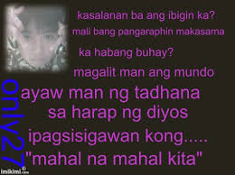 Tagalog Love Letter For Best Friend Letterjdiorg Amazing Quotes Dear Friend Tagalog