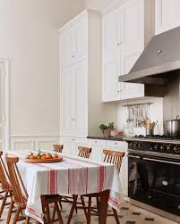Gorgeous creamy white kitchen - A+B Kasha PARIS (@abkasha) on ...