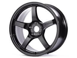 Rays Gram Lights 57cr Wheel Single Gloss Black