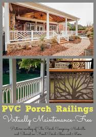 Ornamental Aluminum Iron Porch Railing By Elyria FencePorch Railing Pictures