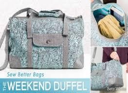 Free Bag Patterns Mesmerizing 48 Free Tote Bag Patterns Round Up The Sewing Loft