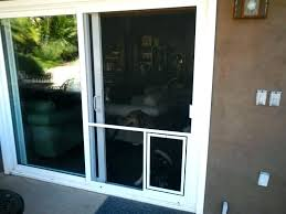doggy door ideas sliding door pet door doors for sliding glass doors built in also doors doggy door ideas executive patio