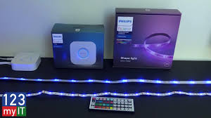 Philips Hue Blue Light Therapy 20 Strip Light Vs 200 Strip Light Philips Hue