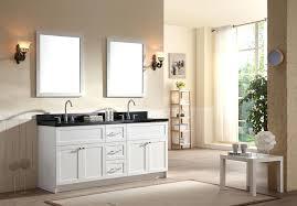 black granite bathroom countertops hamlet double sink vanity set with absolute black granite in white bathroom