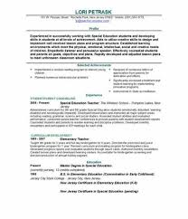 Teaching Resume Template Free Mesmerizing Teaching Resume Template Free28 Education Quickstart Teacher