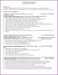 Reliability Engineer Resume Reliability Engineer Sample Resume Shalomhouseus 4