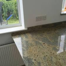 White Granite Kitchen Worktops Granite Kitchen Worktops Finogaus