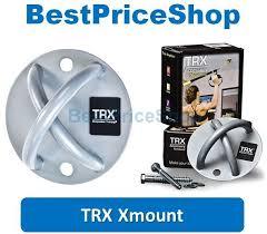 trx xmount wall ceiling steel mount bracket suspension straps anchors
