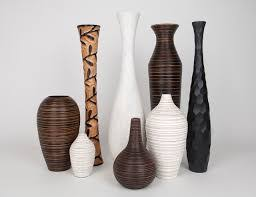 ... Design Decal Modern Floor Vase Black Collection Interior Original  Removable Press Inspiration Nature ...