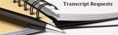 Transcript Requests / Home