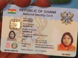 Reacts Accepting Fm Starr Card Are For Voter – Not Nia We Ghana Id