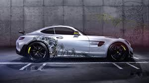 Submitted 4 months ago by oldwitchofcuba. Mercedes Amg Gt R Pro Gets Tatted Up By Carlex Design