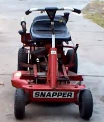 vintage snapper lawn mower. old snapper rear engine riding mowers vintage lawn mower a
