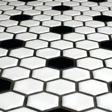 black and white vinyl floor tiles self stick uk hexagonal tile love