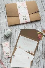 Wedding Invitation Folding Gorgeous Wedding Invitation In Pocketfold Format The Folding Bag