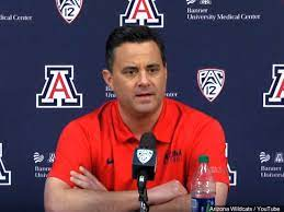 basketball coach Sean Miller - KYMA