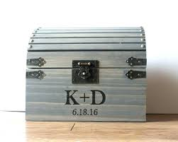 wedding card box with lock and slot in top lockable treasure ideas