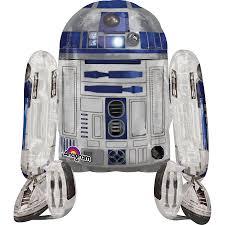 <b>Star Wars R2D2</b> Gliding <b>Balloon</b> - Walmart.com